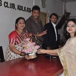 Kolkata Press Club on Tagore Next Gen