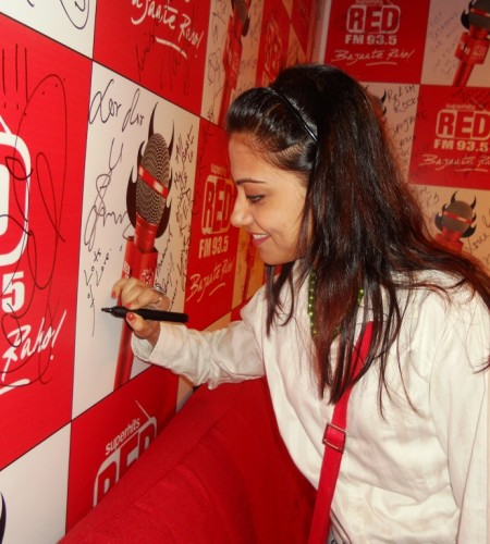 Exclusive Interview with RED FM