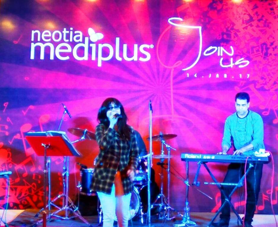 Mediaplus live event