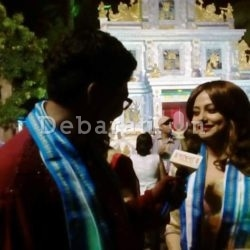 Exclusive Interview with Sadhana News