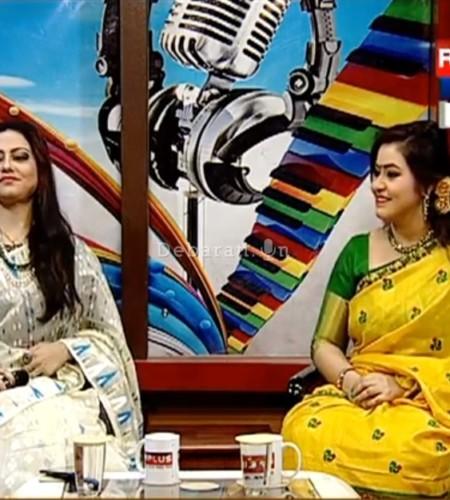 Eki Labonye Purno Prano  – Rabindra Sangeet | LIVE